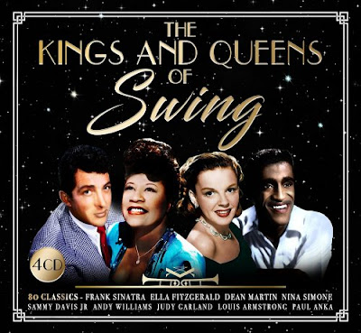 The King & Queens Of Swing 2018 Mp3 320 Kbps