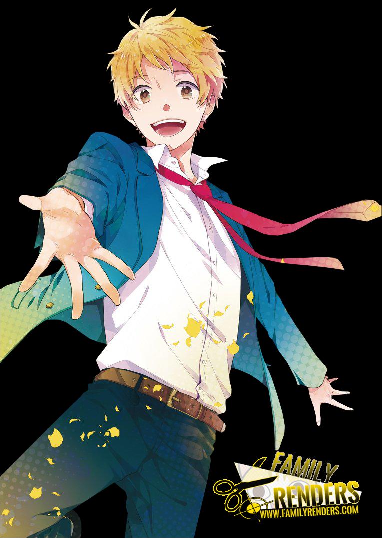 RENDER Natsuki Hashiba