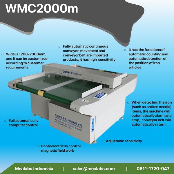 WMC2000M Needle Detector