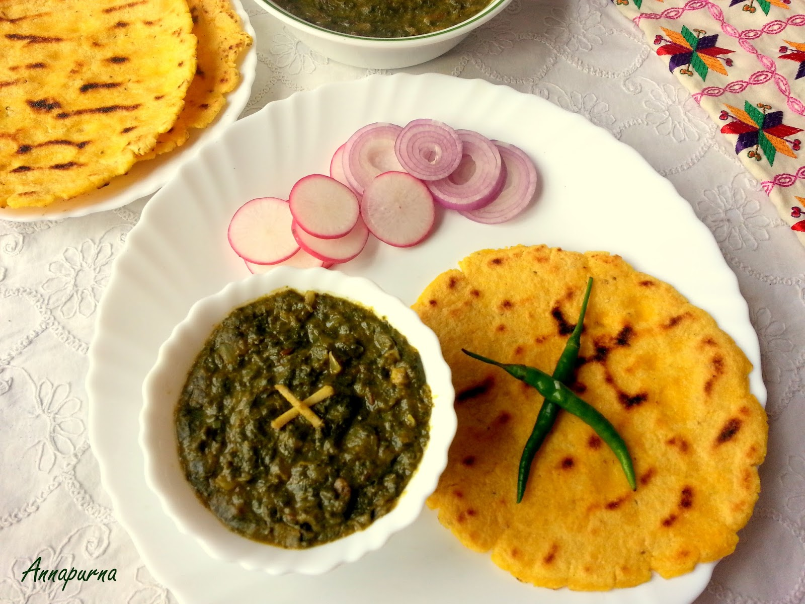 Indian food recipes indian recipes desi food desi recipes makki in hindi means maize and roti is flat bread making makki ki roti at home needs some practice and patience as the maize flour is gluten free forumfinder Gallery