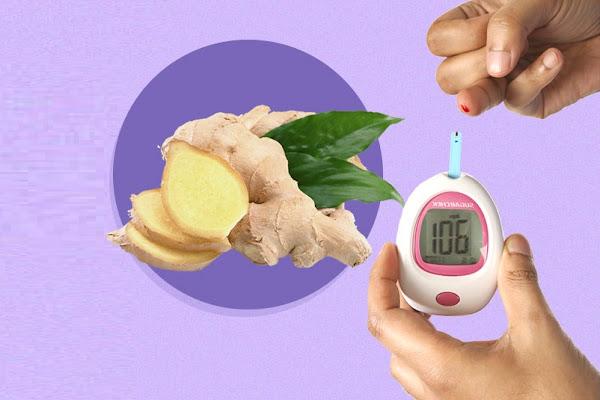 فوائد الزنجبيل لمرض السكري