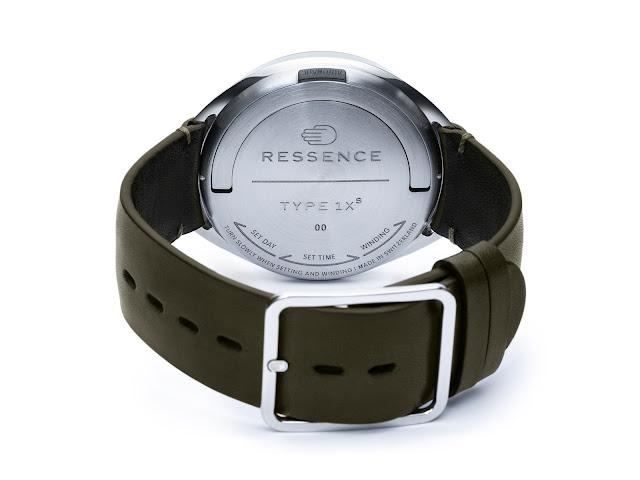 Ressence Type 1 Slim X