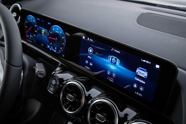 Mercedes GLA 200 AMG Line 2021 chega ao Brasil - Preço  R$ 325.900