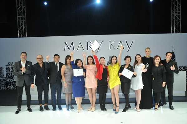 Malaysia, winner of 3rd Annual Asia Pacific Grand Finale, Mary Kay, Dream Beautiful Contest