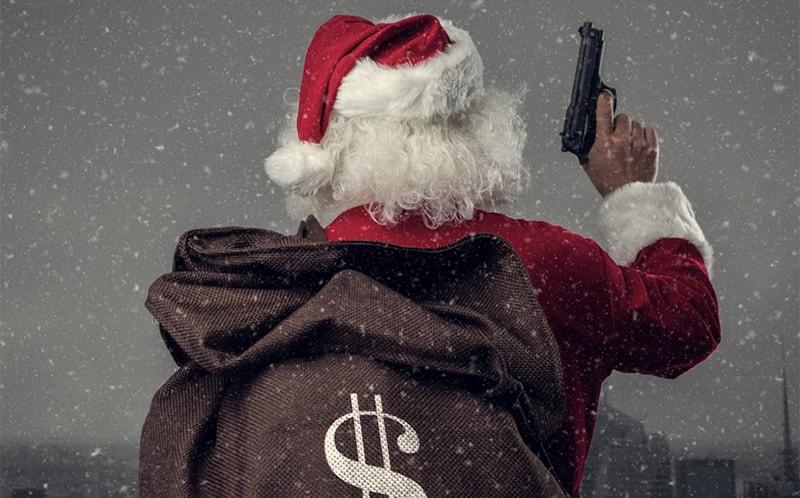 Рождественское ограбление