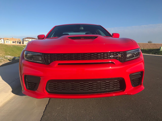Front view of 2020 Dodge Charger R/T Scat Pack Plus