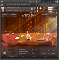 Download Discovery Series Middle East KONTAKT Library