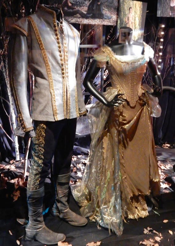 Into the Woods Prince Cinderella film costumes