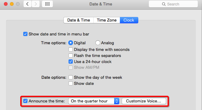 15 Minute Timer on Mac | TalkApex