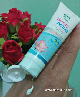 Review Gizi Beauty Active Lotus Essence Untuk Jerawat