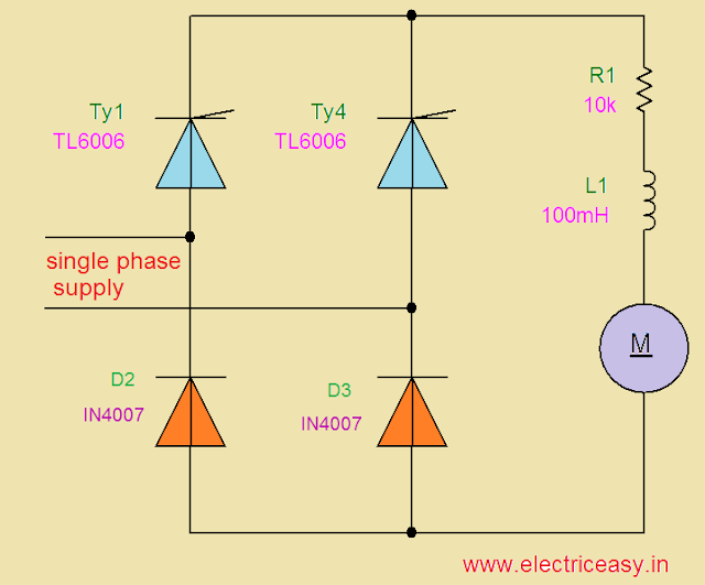 Voltage To Be Compared Is Fed Through Diode D1 And D2 To The Voltage