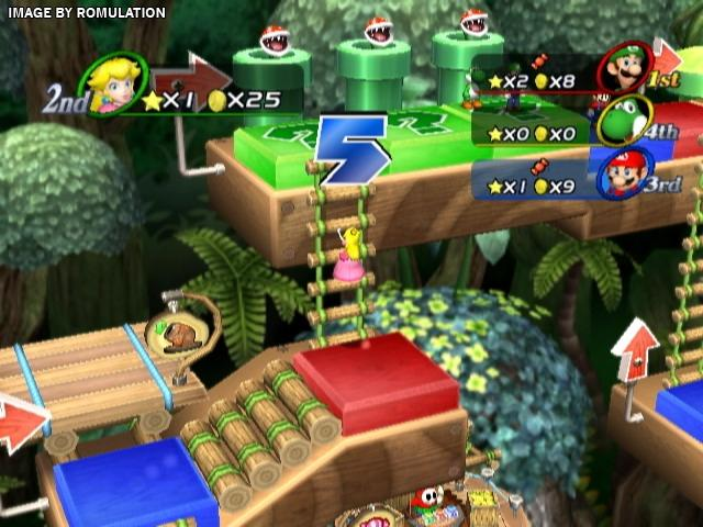 mario party 8 nintendo wii wii isos rom download. Black Bedroom Furniture Sets. Home Design Ideas