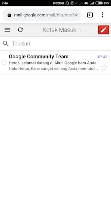 gmail versi web