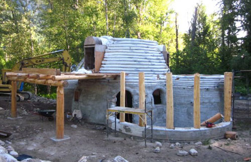 Surviving In The 21st Century Earthbag Building