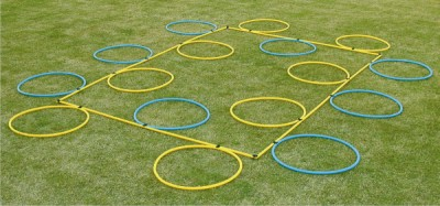 Agility Hoops - Enclosure