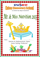 CES Nutrition Program and coronation 2013