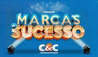Marcas de Sucesso C&C promocaomarcasdesucessocec.com.br