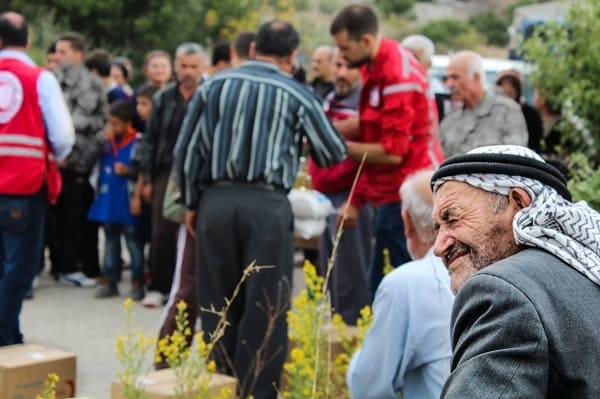 33 بالمئة من السوريين يفتقدون الأمن الغذائي.؟