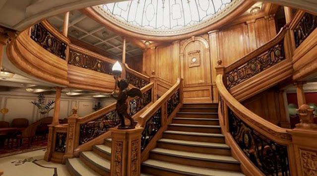 Titanic por dentro
