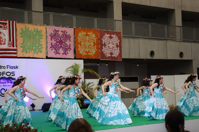 大阪池田市フラダンス