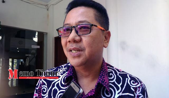 Kepala Disnaker Lumajang, Drs. Suharwoko, M.Si.