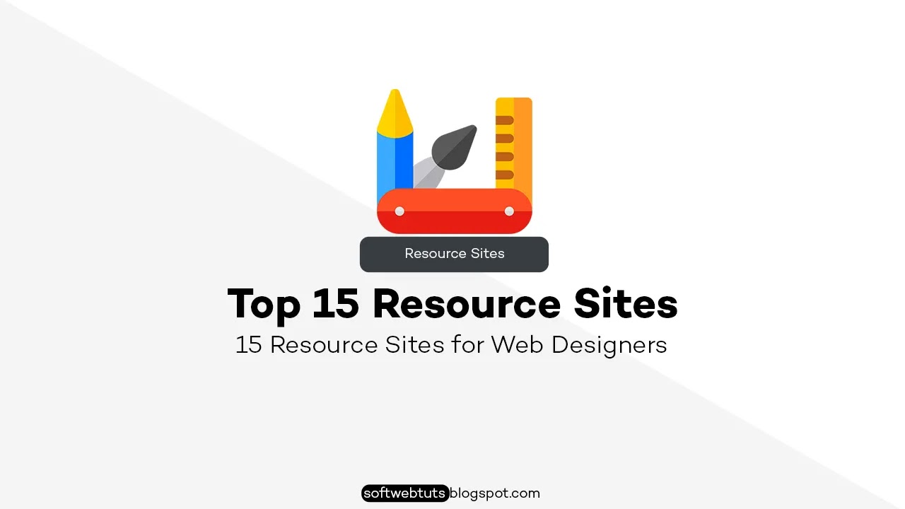 15 Resource Sites for Web Designers