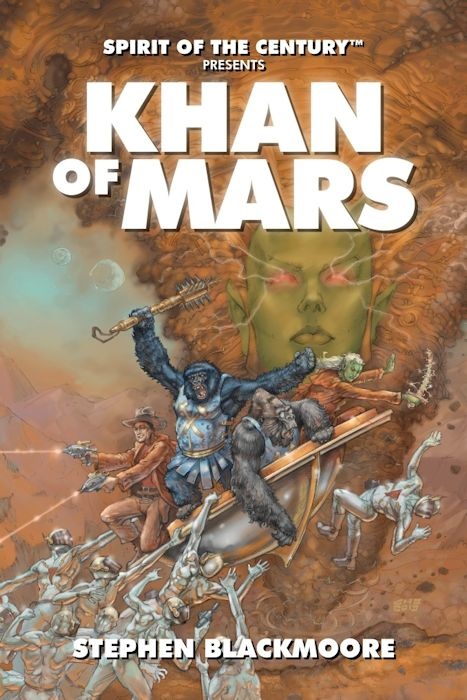 Covers Revealed - Khan of Mars and King Khan - February 3, 2013
