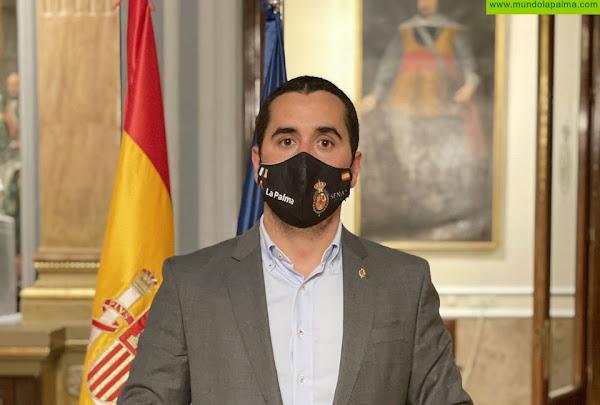 Pérez Sicilia logra el apoyo unánime a la moción presentada para la instalación del TMT en La Palma