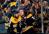 HOCKEY HIELO - NHL Stanley Cup 2019 Game 1: Los Bruins remontan y salvan el primer partido en el TD Garden