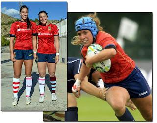 Rugby femenino Aranjuez