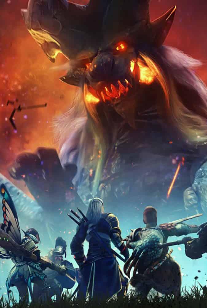 Monster Hunter: Huyền Thoại Hội Thợ Săn