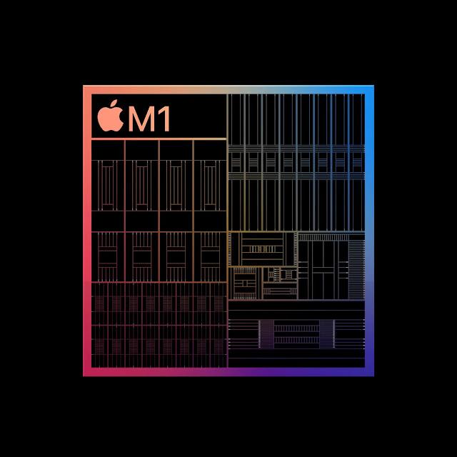 prosesor M1 Apple