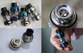 Eleaf Rotor Tank Overview