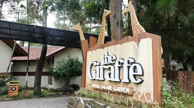 Royal Safari Garden The Giraffe