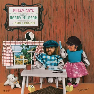 Harry Nilsson - Pussy Cats Music Album Reviews