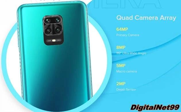 Redmi Note Pro Max Camera