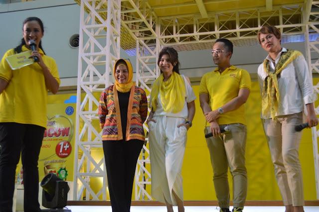 Shahnaz Haque, Sari Sunda Bulan, Carrisa Putri, Ratih Ibrahim
