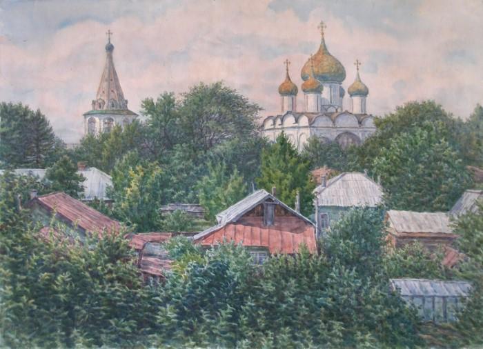 Российский художник и педагог. Людмила Томашевская