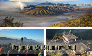 Penanjakan 2 of Seruni View Point