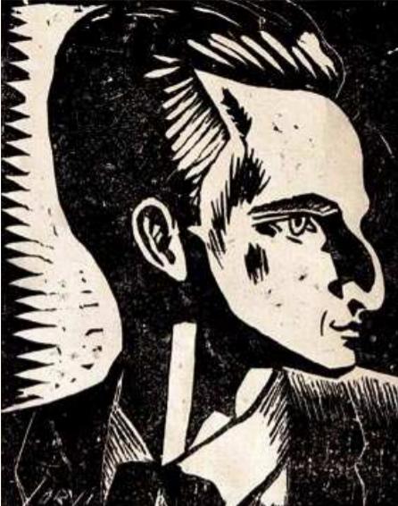 Retrato Tomás E. Morel, 1935