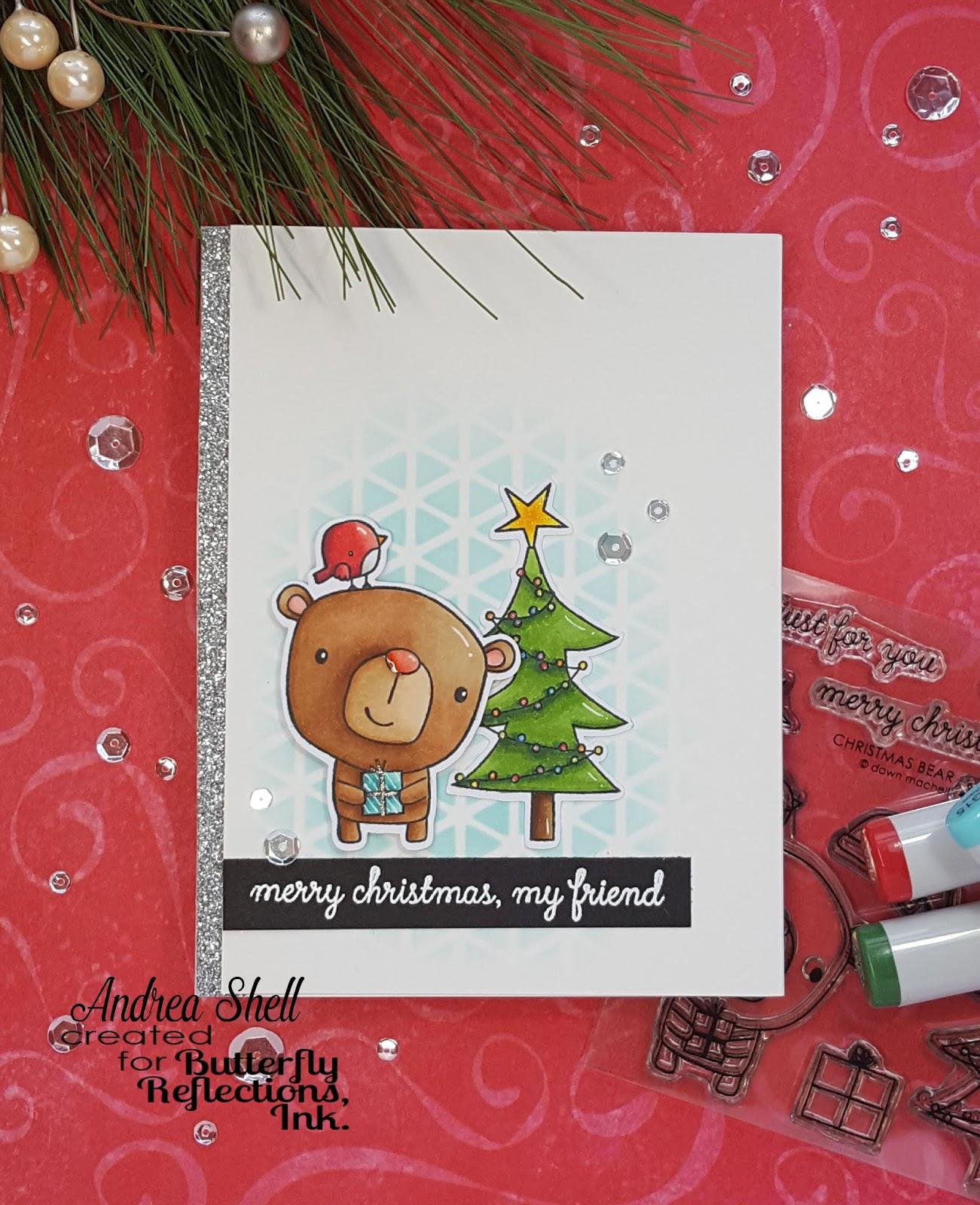 Merry Christmas My Friend.Merry Christmas My Friend