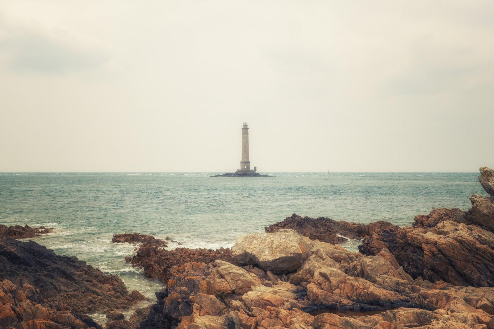 phare de goury cotentin