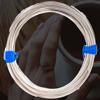 Sterling Silver Wire 20 Gauge