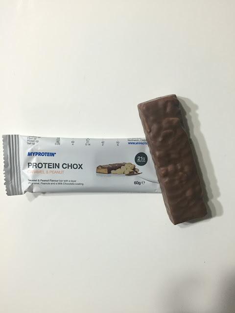 myprotein barrette proteiche