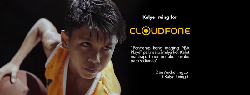 "Cloudfone launches ""Kalye Irving"" campaign"