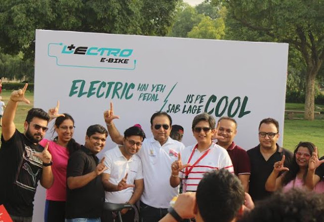 Hero Cycles partners with Niti Aayog to celebrate 'World Bicycle Day' at India Gate