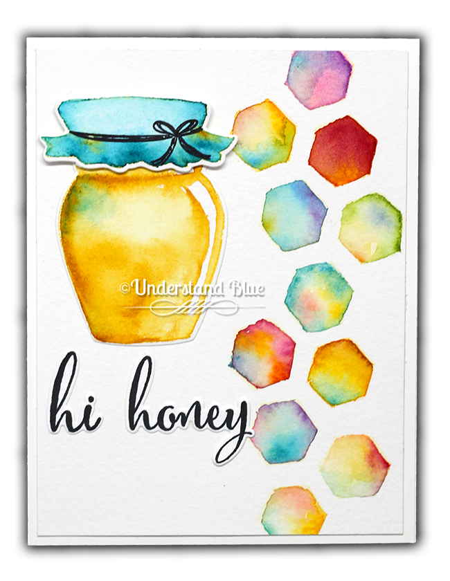 hi honey by Understand Blue