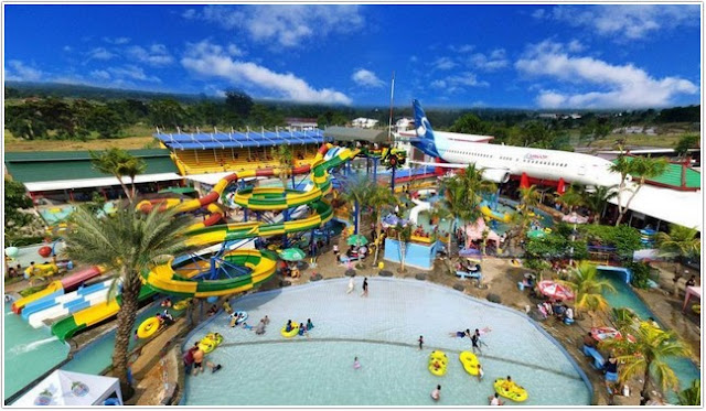 Saygon Waterpark;10 Top Destinasi Wisata Pasuruan;