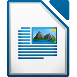 LibreOffice Writer icon since 4.0