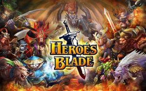 Heroes Blade Action RPG MOD APK 1.1.2